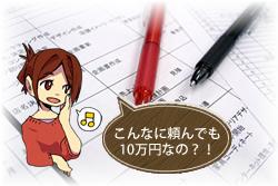 15万円でここまでやります!